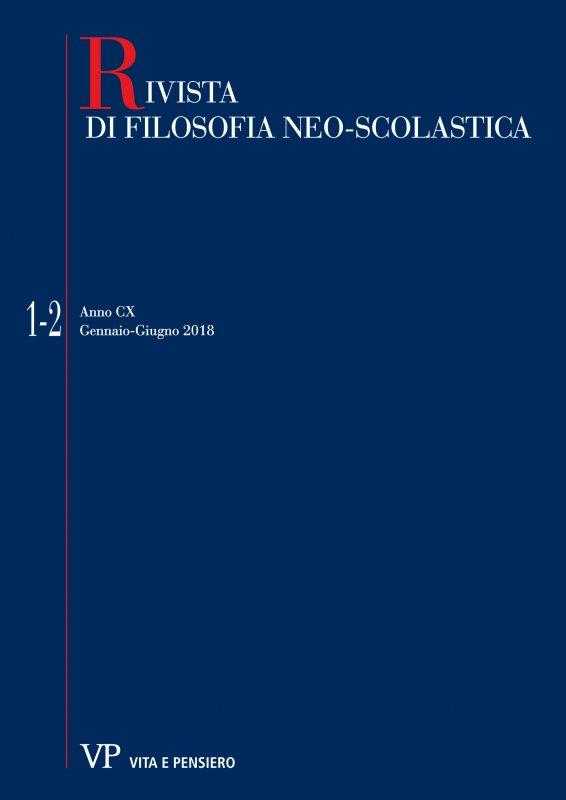 La 'metafisica dell'ordine' come consolatio filosofica in Agostino, Boezio e Gregorio Magno