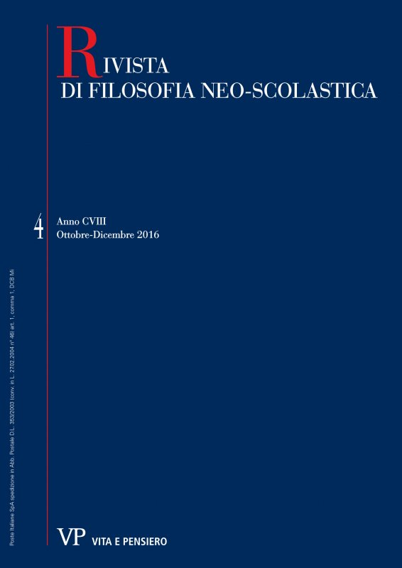 Nuove prospettive su Filone Alessandrino
